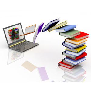 ebooks y libros papel