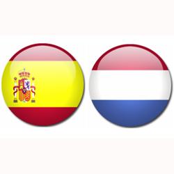 España y Holanda, rivales en el campo y en el universo digital
