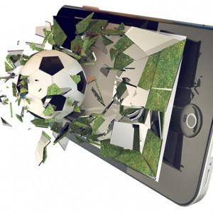 Televisión y smartphones: los dos principales dispositivos para seguir el Mundial