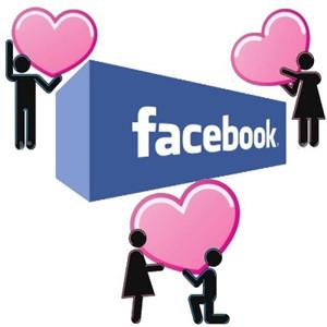 Facebook lanza una nueva función sólo para parejas de enamorados