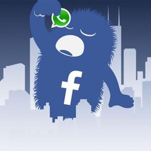 La multimillonaria compra por parte de Facebook desangra la buena imagen de WhatsApp