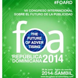 El jueves, FOA aterrizará en República Dominicana para hablar de futuro, marketing y publicidad
