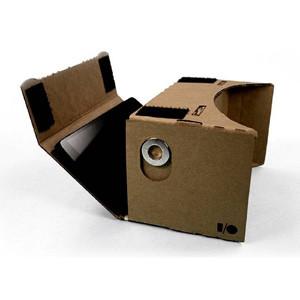 Google hace frente a Oculus Rift con una caja de cartón