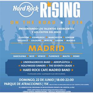 Este domingo llega al Parque de Atracciones de Madrid el road show más rockero del año