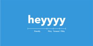 A la estela de Yo App: Hey App, otra aplicación que no sirve para nada