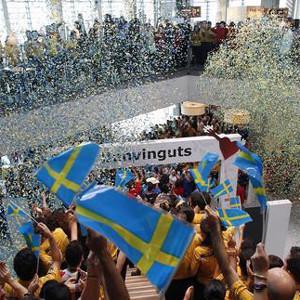La inauguración de una tienda de IKEA desata la locura en Valencia