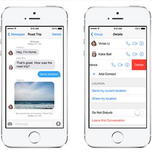 Al CEO de WhatsApp le resultan muy familiares las innovaciones del iMessage de Apple