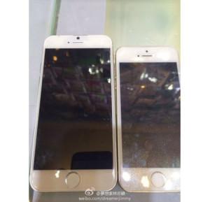 Una estrella de pop taiwanesa filtra supuestas fotografías del iPhone 6