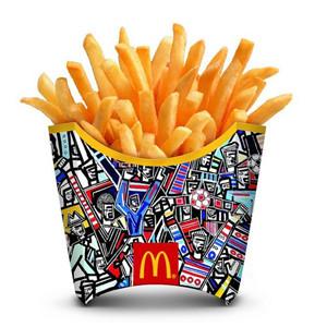 McDonald's trata de hacer memorable su estrategia de marketing durante el Mundial con multitud de acciones especiales