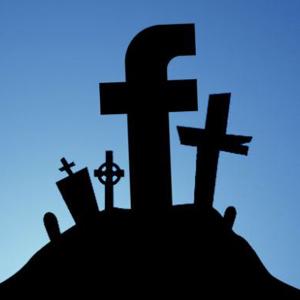 muerte redes sociales