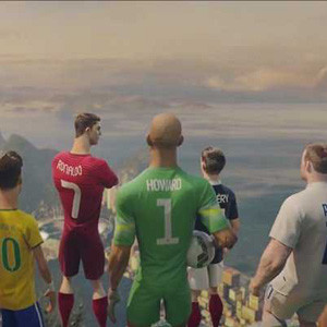 Los clones de Cristiano Ronaldo, Neymar o Rooney protagonizan el nuevo spot de Nike para el Mundial