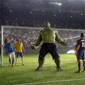 Los 10 mejores y peores goles publicitarios del Mundial de Fútbol de Brasil