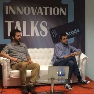 Marçal Moliné, Enric Jové y las gafas Oculus protagonizan #InnovationTalks