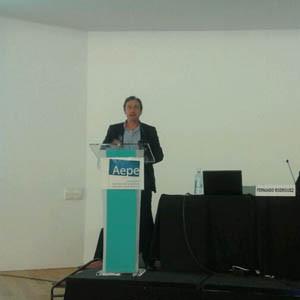 F. Rodríguez (Optimedia) #Aepe2014: