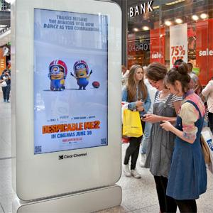 """La publicidad exterior es un 200% más efectiva cuando utiliza los datos móviles como """"muleta"""""""
