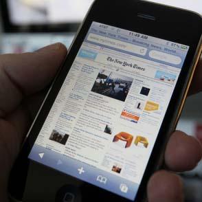 El contenido patrocinado por las marcas encuentra su lugar en el móvil