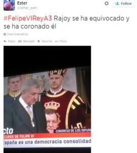 Internet saca punta a la proclamación de Felipe VI con ocurrentes memes