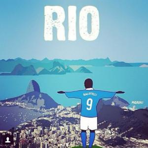 ¿Es italiano el famoso Cristo Redentor de Río? Un polémico spot del Mundial de Fútbol asegura que sí