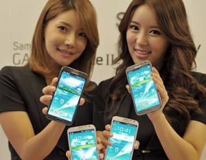 Samsung, el rey del smartphone