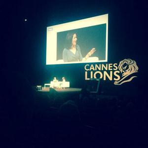 S. Sandberg (Facebook) en Cannes Lions: