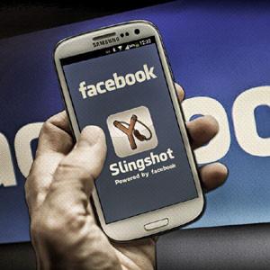 Facebook da a luz, ahora sí, a Slingshot, su app de mensajería efímera para rivalizar con Snapchat