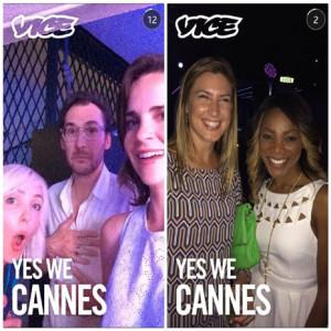 Snapchat pone el ojo en las marcas y prueba la inclusión de logos en sus fotografías