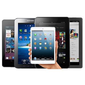 La venta de tabletas decrece, pero el iPad es el más afectado