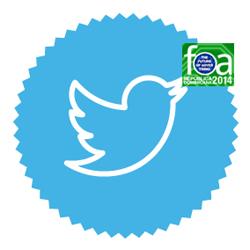 Twitter ya calienta motores para nuestro congreso FOA y le mostramos los mejores tuits