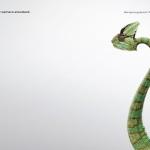 Los 100 anuncios gráficos más calurosamente creativos de julio