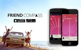 Friend Compass, una app que apuesta a la integración 1