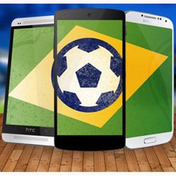 El Mundial de Brasil ha cambiado la televisión por el móvil