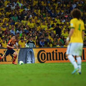 A Continental se le pinchan las ruedas y deja de ser sponsor de la Copa del Mundo de la FIFA