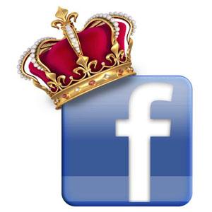 facebook rey social media