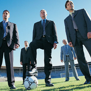 football and business