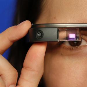 google glass cine