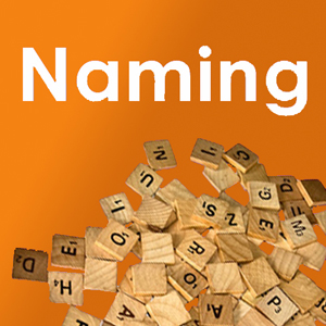 naming naranja