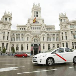 taxis madrid publicidad exterior