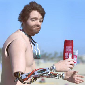 the mandroid old spice