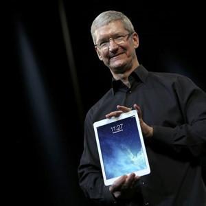 Por qué Tim Cook sigue apostando por el iPad a pesar de la caída de sus ventas