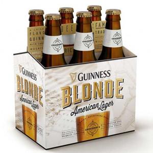 Guinness, la cerveza negra más famosa del mundo, se tiñe de rubia para hacer las Américas