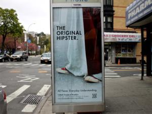 20 divertidas campañas publicitarias que dejan la moda hipster a la altura del betún