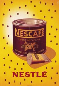 30 anuncios vintage de Nestlé para celebrar el bicentenario del