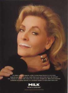Recordando a la legendaria y elegante Lauren Bacall a través de 12 anuncios