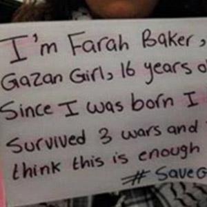 FARAH BAKER