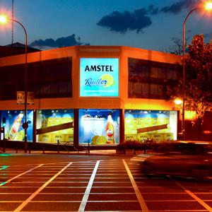 Amstel Radler estrena Prisma, un espacio de marca exclusivo en pleno centro de Madrid