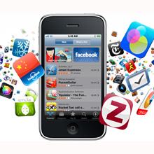 La mayor parte de los usuarios de smartphone descarga cero apps al mes