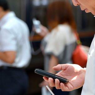 cada cuánto tiempo miran los usuarios su teléfono