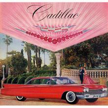 25 anuncios del mítico automóvil Cadillac que le harán partícipe de la opulencia más vintage