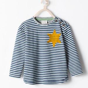 Israel carga contra Zara por culpa de una camiseta similar a la de los judíos en campos de concentración