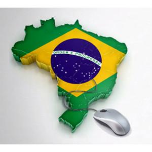 El m-commerce pisa el acelerador en Brasil: crece un 84,2% en 12 meses